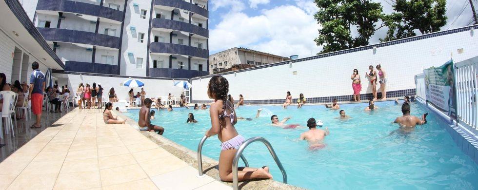 Colônias de férias receberam mais de 20 mil trabalhadores em 2017