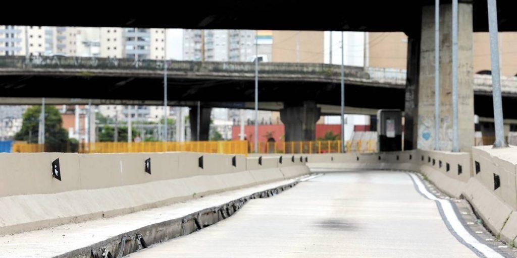 Após queixa de motoristas, sindicato garante interdição do Expresso Tiradentes