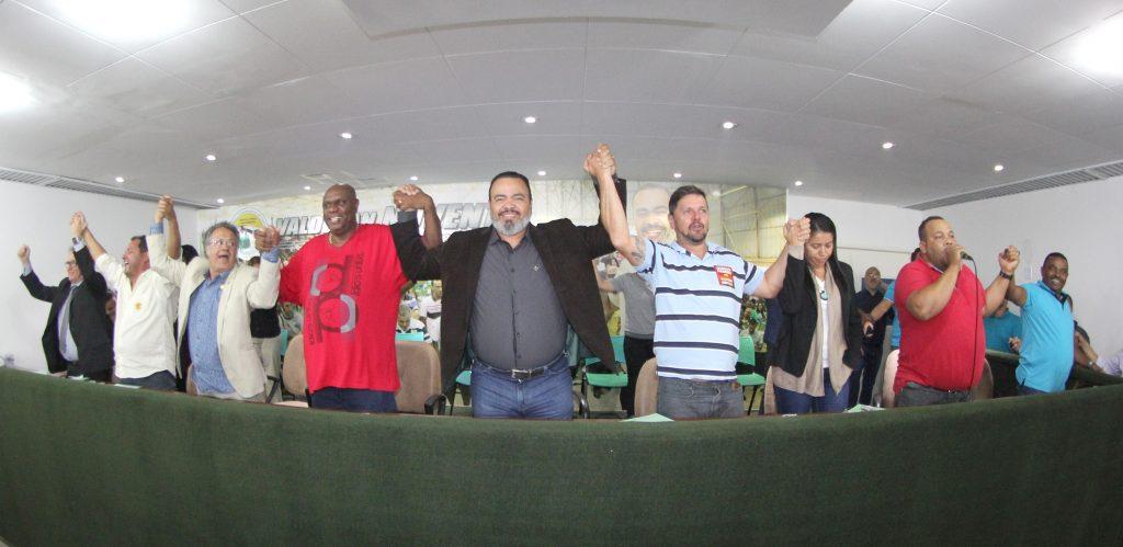 Motoristas e Cobradores de Ônibus aderem à Manifestação contra a Reforma da Previdência