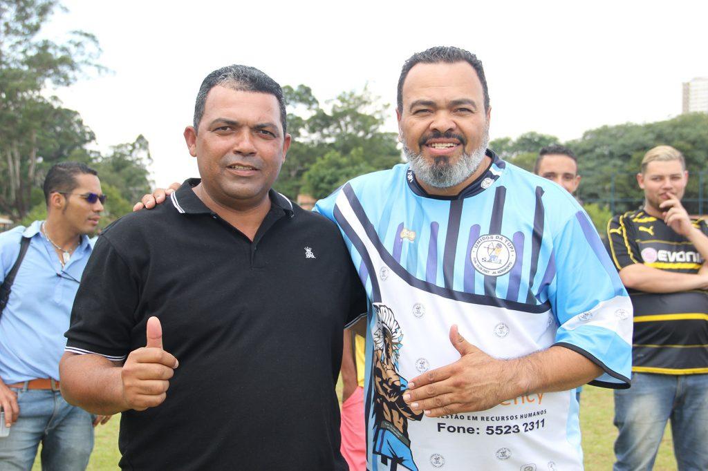 Valdevan Noventa participa da grande confraternização esportiva dos trabalhadores da MobiBrasil, Cidade Dutra e Tupi