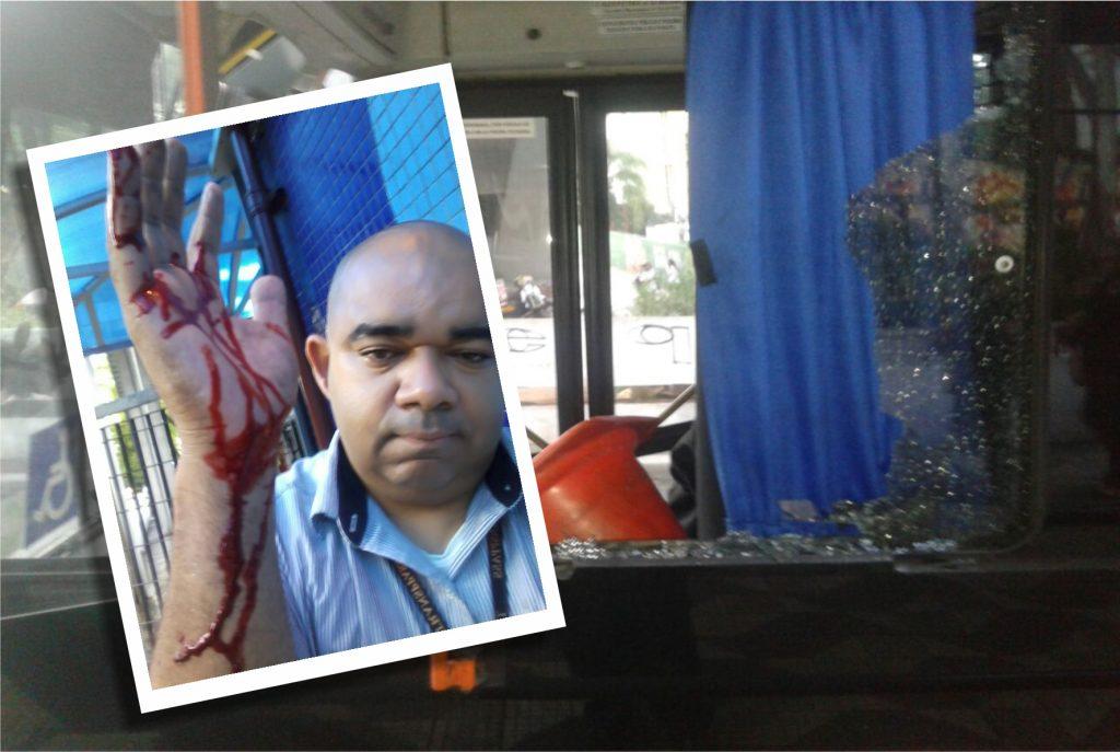 Descaso do Poder Público resulta em mais uma  vítima da violência na categoria
