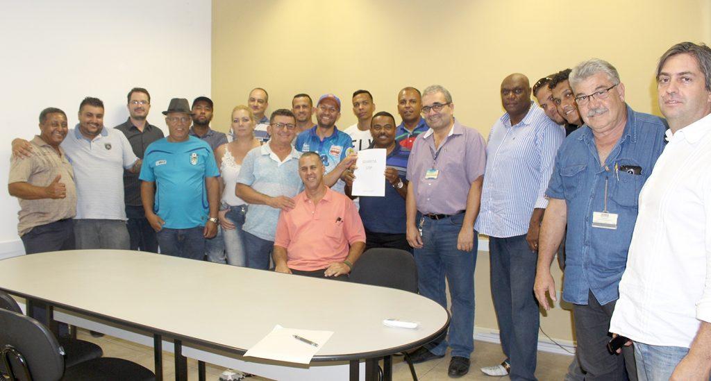 SINDMOTORISTAS protocola projeto para a construção de sanitários e refeitório no ponto final da USP
