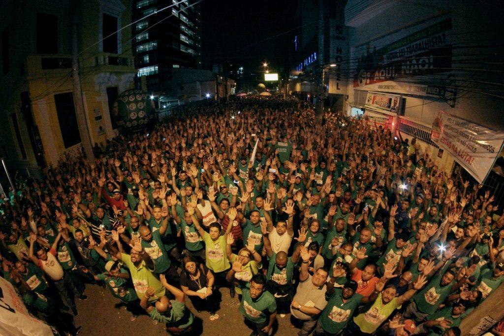 6 mil trabalhadores encerram Campanha Salarial com chave de ouro