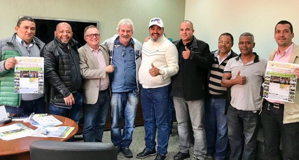 Líderes sindicais do Transporte parabenizam o sucesso das eleições do SINDMOTORISTAS