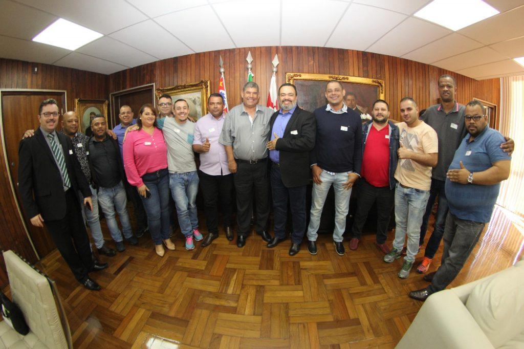 """Presidente da Câmara de São Paulo apoia """"Valdevan Noventa"""" rumo ao Congresso Nacional"""