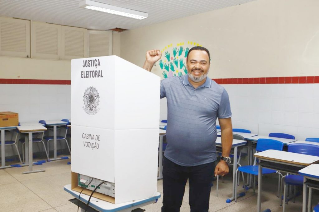 Valdevan Noventa é o novo deputado federal de Sergipe