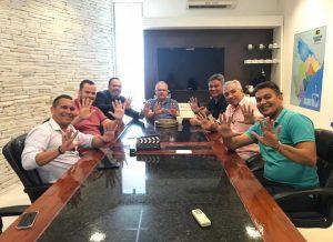Valdevan Noventa reafirma apoio a Belivaldo Chagas