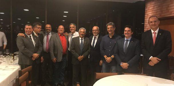 Valdevan Noventa tem semana intensa de trabalho em Brasília: nossas ações chegarão aos 75 municípios