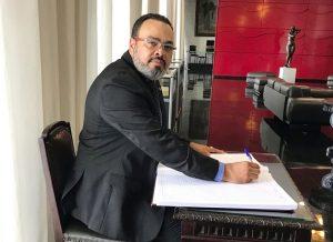 Valdevan Noventa afirma que não poupará esforços pelo Hospital do Câncer sergipano