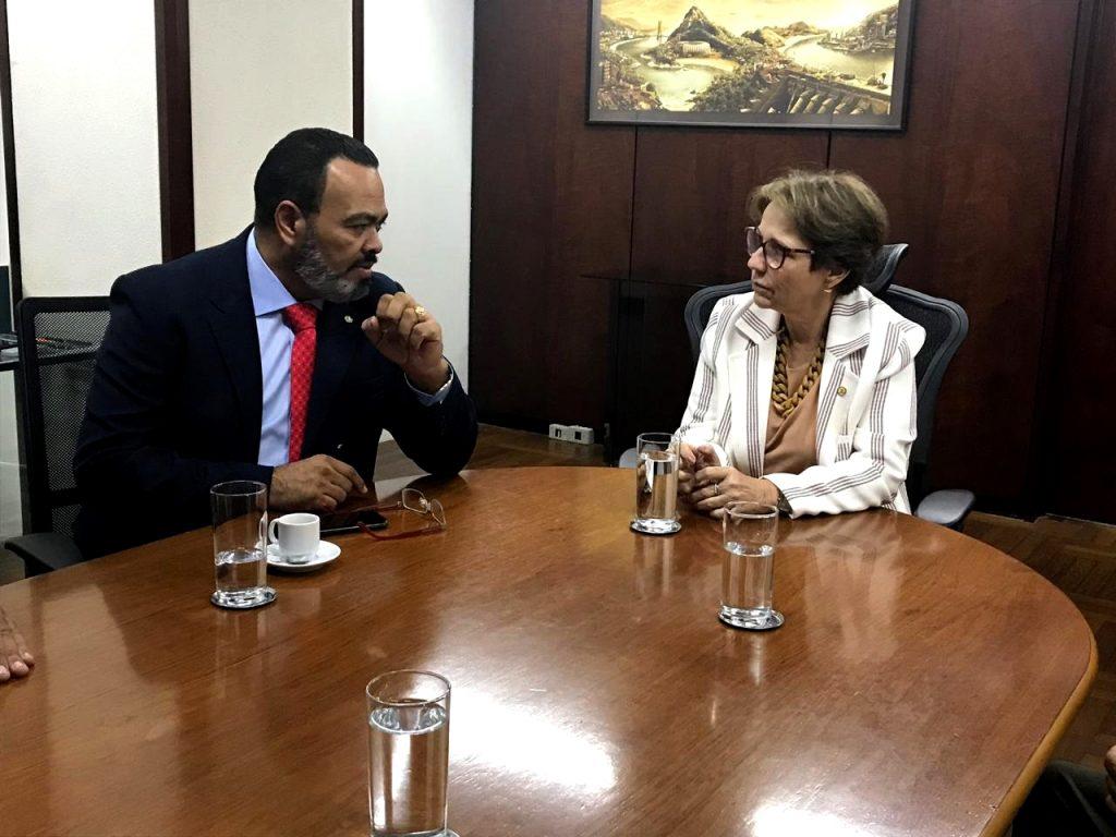 Valdevan Noventa acompanhará visita da ministra da Agricultura em Sergipe