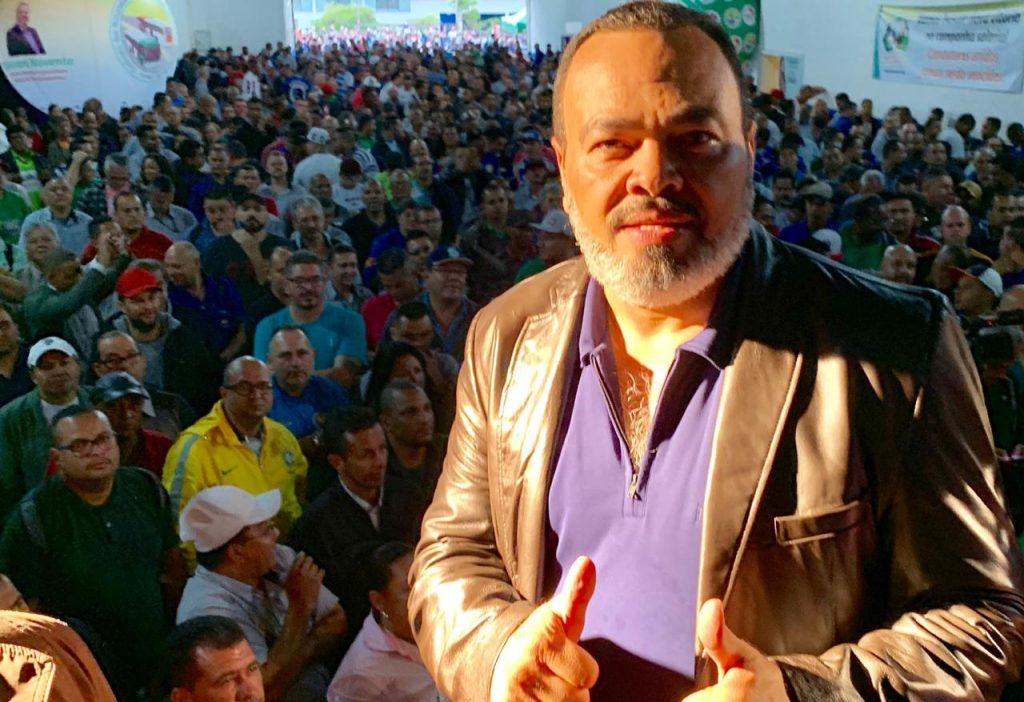 """""""Sou sindicalista. Sempre defendi os trabalhadores e isso nunca foi segredo para ninguém"""", diz Valdevan Noventa"""
