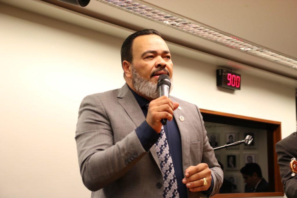 Valdevan Noventa reafirma sua intenção ao Senado