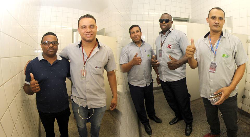 Trabalhadores terão banheiros públicos nos pontos  finais e terminais de ônibus