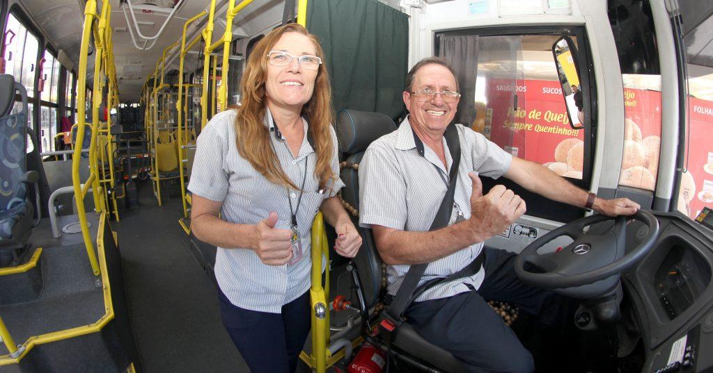 Enquanto muitos celebram, condutores trabalham no aniversário de São Paulo