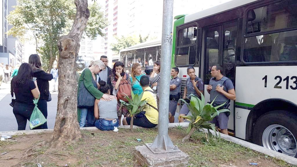 Valdevan Noventa reforça campanha contra abuso sexual nos ônibus