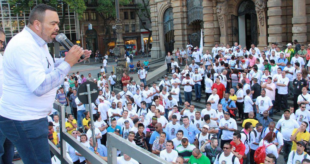 SINDMOTORISTAS se mobiliza para acabar com violência no transporte