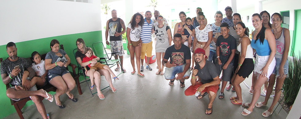 No carnaval, Colônia de Caraguá recebe foliões da categoria