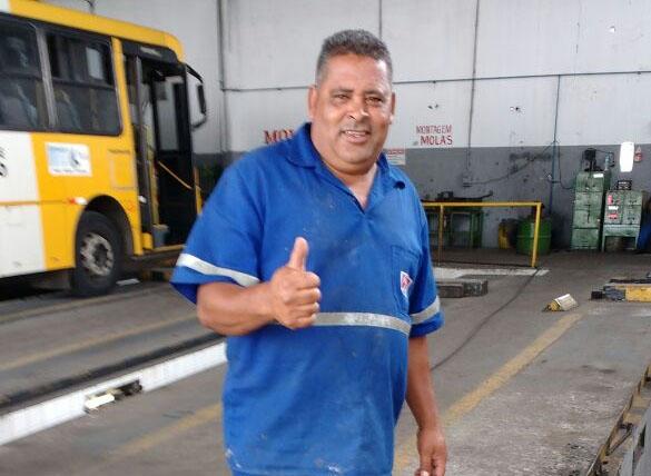 Trabalhadores da manutenção reconhecem empenho do presidente Valdevan Noventa para o setor
