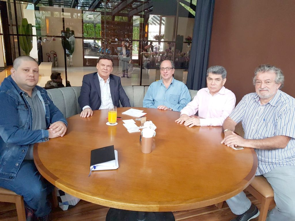 Lideranças discutem os rumos do sindicalismo no Brasil