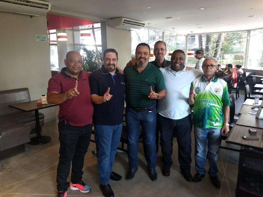 Lideranças políticas e sindicais apoiam reeleição de Valdevan Noventa