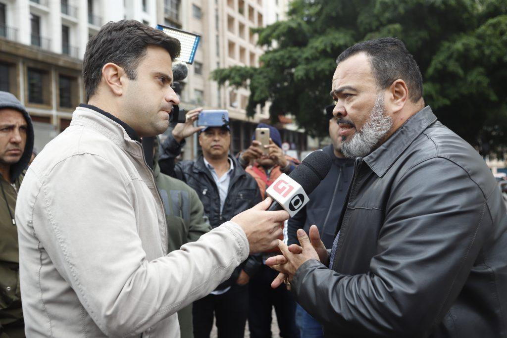 Liderança de Valdevan Noventa é destacada na mídia e recebe apoio de sergipanos